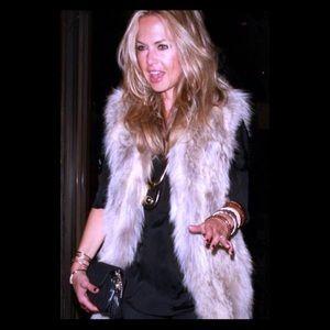 🐆 Rachel Zoe Faux Fur Vest 🐆